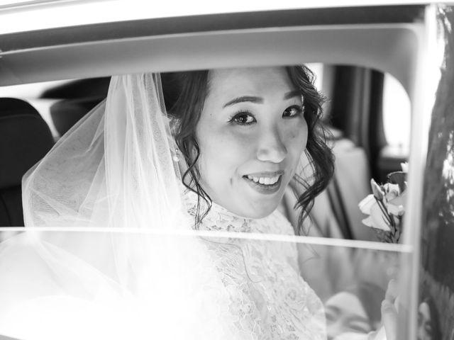Le mariage de Farah et Taeko à Vaucresson, Hauts-de-Seine 17