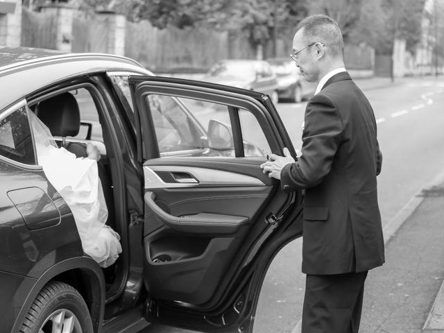 Le mariage de Farah et Taeko à Vaucresson, Hauts-de-Seine 21
