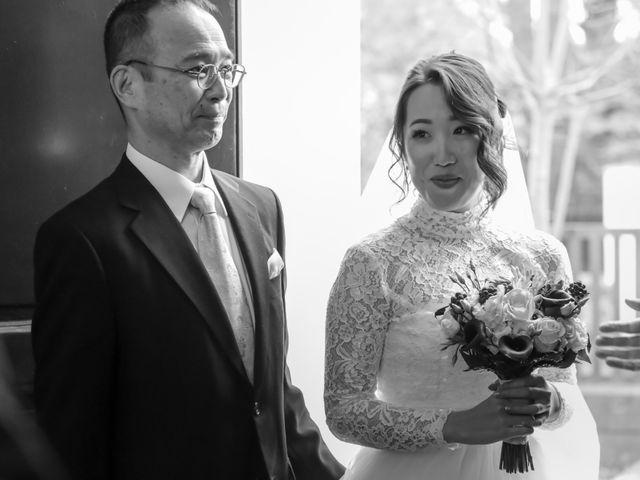 Le mariage de Farah et Taeko à Vaucresson, Hauts-de-Seine 23