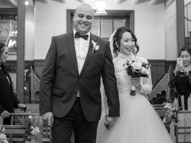 Le mariage de Farah et Taeko à Vaucresson, Hauts-de-Seine 26