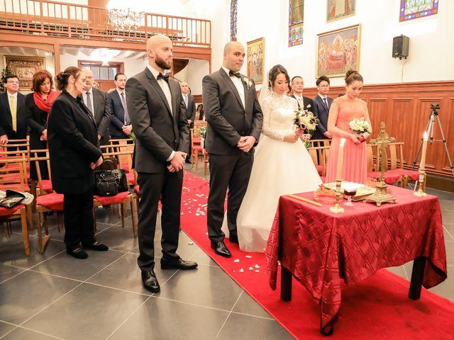 Le mariage de Farah et Taeko à Vaucresson, Hauts-de-Seine 40