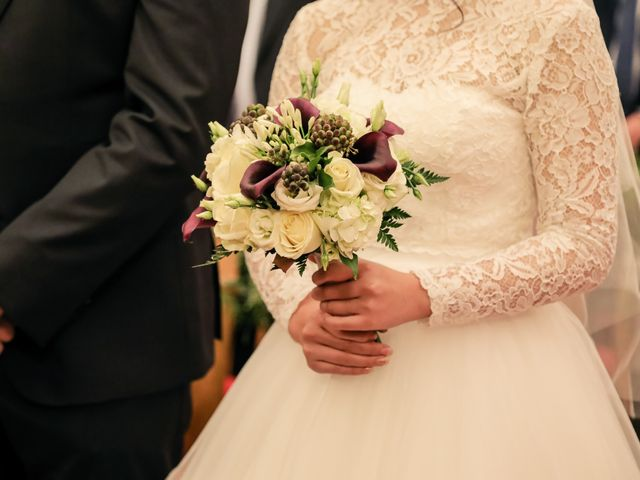 Le mariage de Farah et Taeko à Vaucresson, Hauts-de-Seine 42