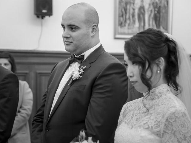 Le mariage de Farah et Taeko à Vaucresson, Hauts-de-Seine 44
