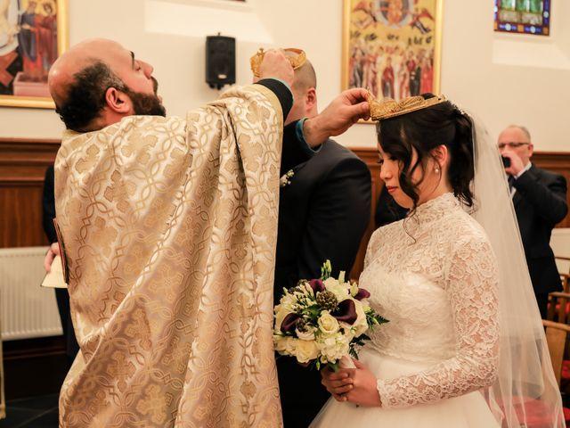 Le mariage de Farah et Taeko à Vaucresson, Hauts-de-Seine 48