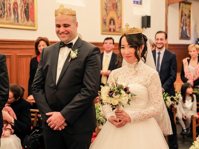 Le mariage de Farah et Taeko à Vaucresson, Hauts-de-Seine 49