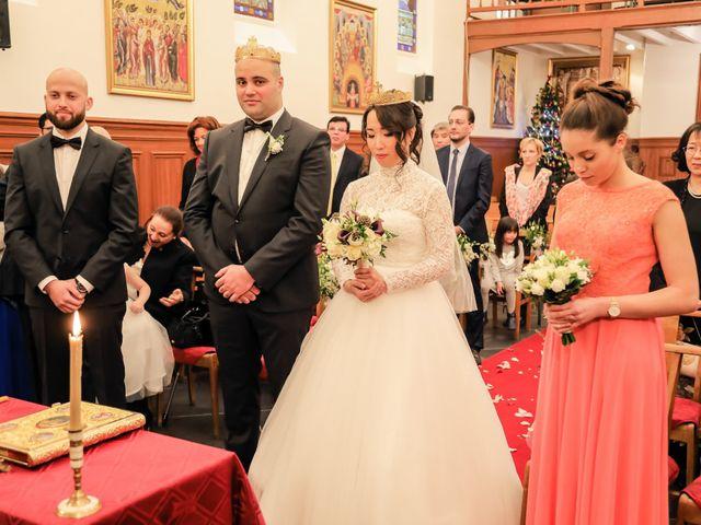 Le mariage de Farah et Taeko à Vaucresson, Hauts-de-Seine 50