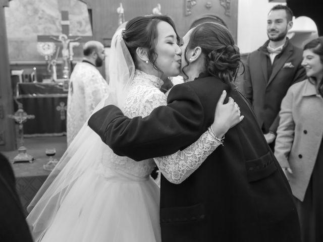Le mariage de Farah et Taeko à Vaucresson, Hauts-de-Seine 73