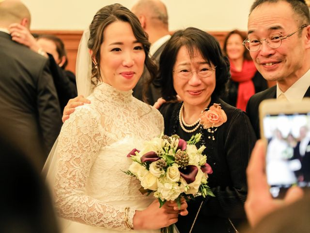 Le mariage de Farah et Taeko à Vaucresson, Hauts-de-Seine 76