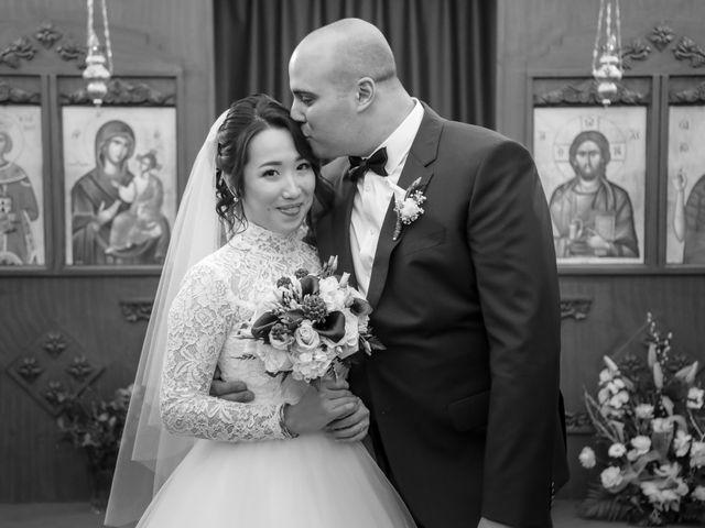 Le mariage de Farah et Taeko à Vaucresson, Hauts-de-Seine 79