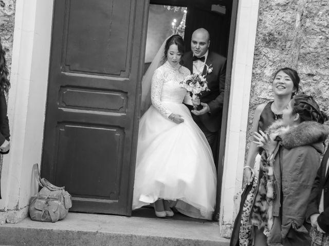 Le mariage de Farah et Taeko à Vaucresson, Hauts-de-Seine 80