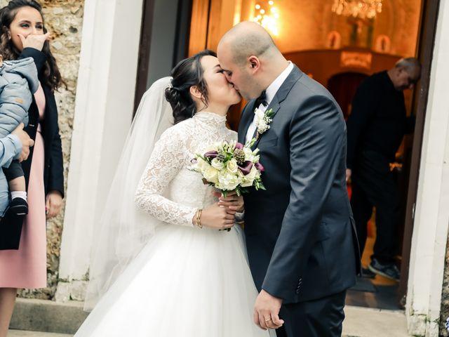 Le mariage de Farah et Taeko à Vaucresson, Hauts-de-Seine 82