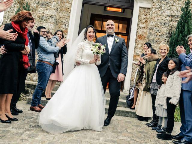 Le mariage de Farah et Taeko à Vaucresson, Hauts-de-Seine 83