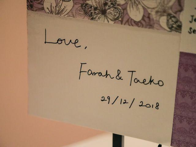 Le mariage de Farah et Taeko à Vaucresson, Hauts-de-Seine 95