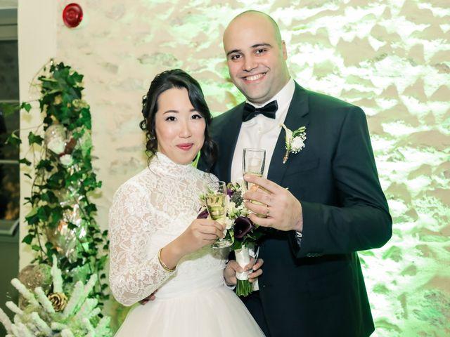 Le mariage de Farah et Taeko à Vaucresson, Hauts-de-Seine 98