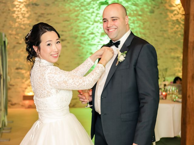Le mariage de Farah et Taeko à Vaucresson, Hauts-de-Seine 100