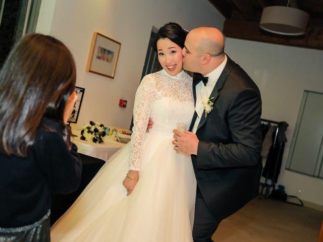 Le mariage de Farah et Taeko à Vaucresson, Hauts-de-Seine 101