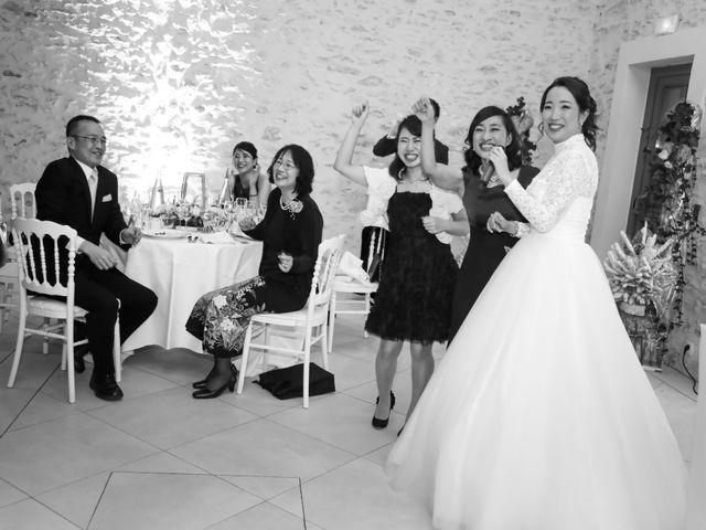 Le mariage de Farah et Taeko à Vaucresson, Hauts-de-Seine 107