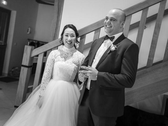 Le mariage de Farah et Taeko à Vaucresson, Hauts-de-Seine 112