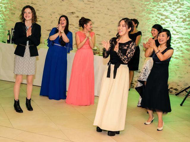 Le mariage de Farah et Taeko à Vaucresson, Hauts-de-Seine 121