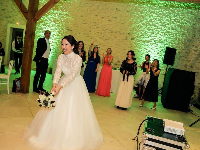 Le mariage de Farah et Taeko à Vaucresson, Hauts-de-Seine 122