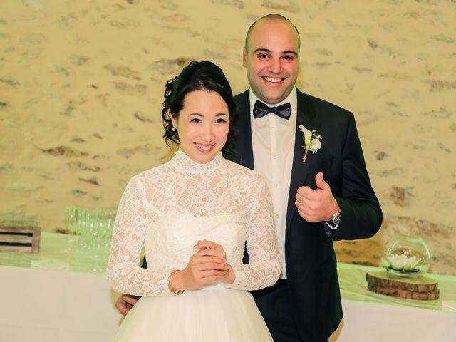 Le mariage de Farah et Taeko à Vaucresson, Hauts-de-Seine 126