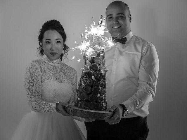 Le mariage de Farah et Taeko à Vaucresson, Hauts-de-Seine 139