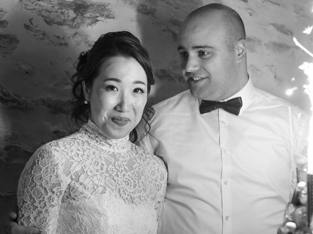 Le mariage de Farah et Taeko à Vaucresson, Hauts-de-Seine 141
