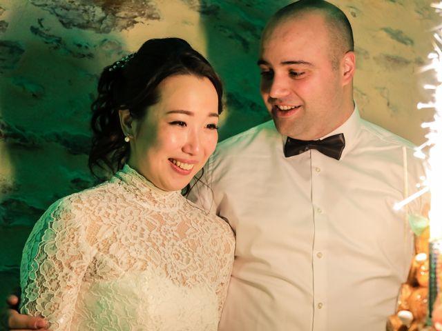 Le mariage de Farah et Taeko à Vaucresson, Hauts-de-Seine 142