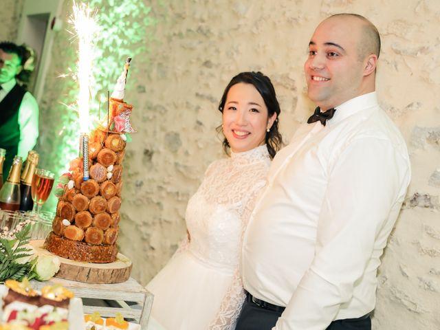 Le mariage de Farah et Taeko à Vaucresson, Hauts-de-Seine 144