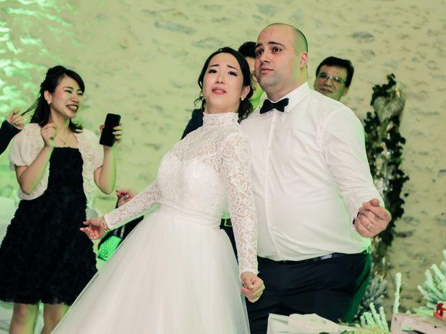 Le mariage de Farah et Taeko à Vaucresson, Hauts-de-Seine 146