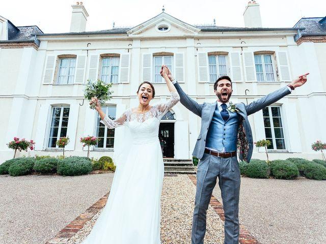 Le mariage de Clém et Julien