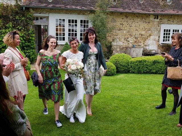 Le mariage de Chloe et Gaelle à Giverny, Eure 5