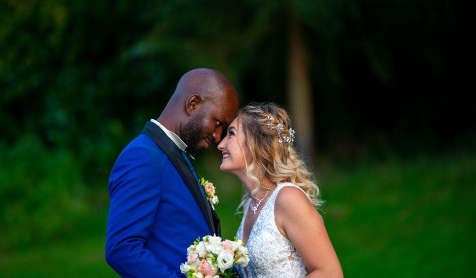 Le mariage de Ous et Laura à Galluis, Yvelines