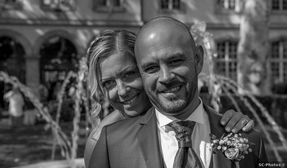 Le mariage de Nicolas et Anne à Rixheim, Haut Rhin