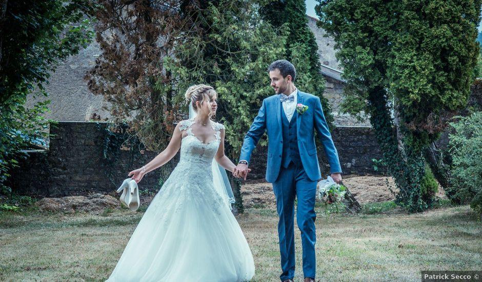 Le mariage de Romain et Cassandre à Fleury, Moselle