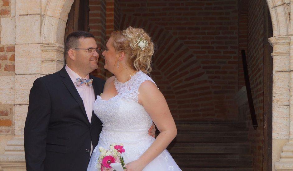 Le mariage de Sebastien et Aurore à Albi, Tarn