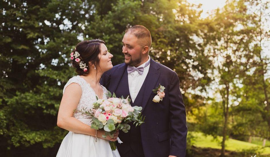 Le mariage de Christophe  et Marine à Montigny-sur-Avre, Eure-et-Loir