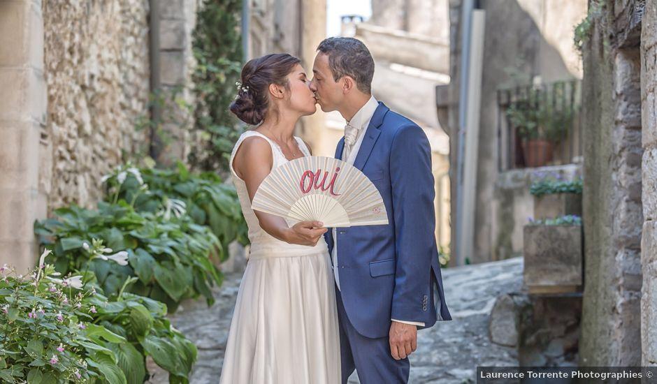 Le mariage de Julien et Christèle à Simiane-la-Rotonde, Alpes-de-Haute-Provence