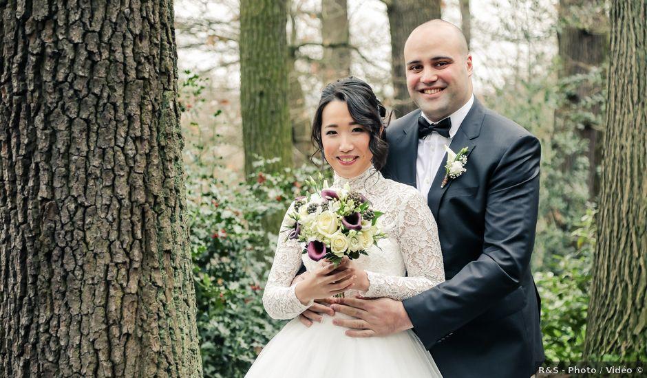 Le mariage de Farah et Taeko à Vaucresson, Hauts-de-Seine