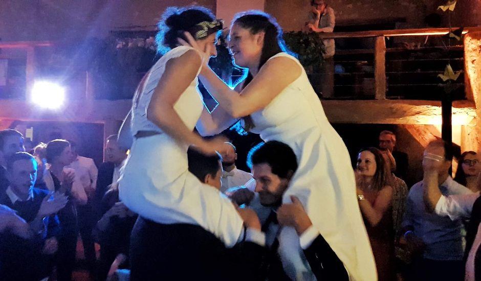 Le mariage de Chloe et Gaelle à Giverny, Eure