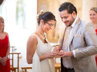 Le mariage de Jennifer et Romain