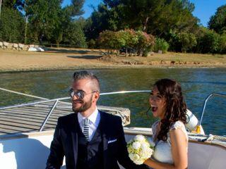 Le mariage de Cindy et Olivier 1