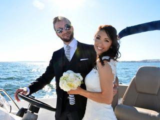 Le mariage de Cindy et Olivier