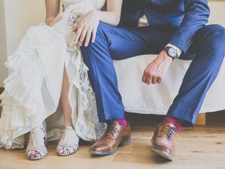 Le mariage de Sophie et Lionel