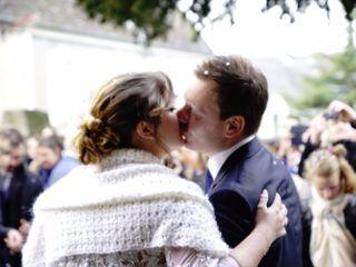 Le mariage de Cyril et Justine
