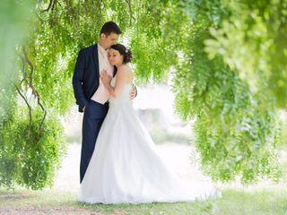 Le mariage de Marie-Adeline et Etienne