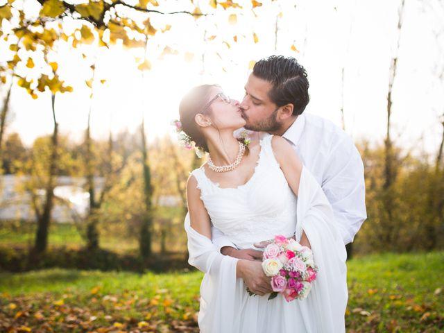 Le mariage de Romain et Jennifer à Matha, Charente Maritime 28