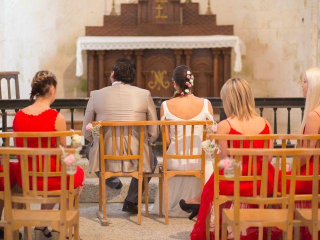 Le mariage de Romain et Jennifer à Matha, Charente Maritime 29