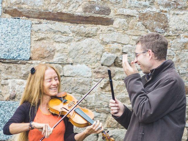 Le mariage de Sébastien et Alexandra à Guimaëc, Finistère 6