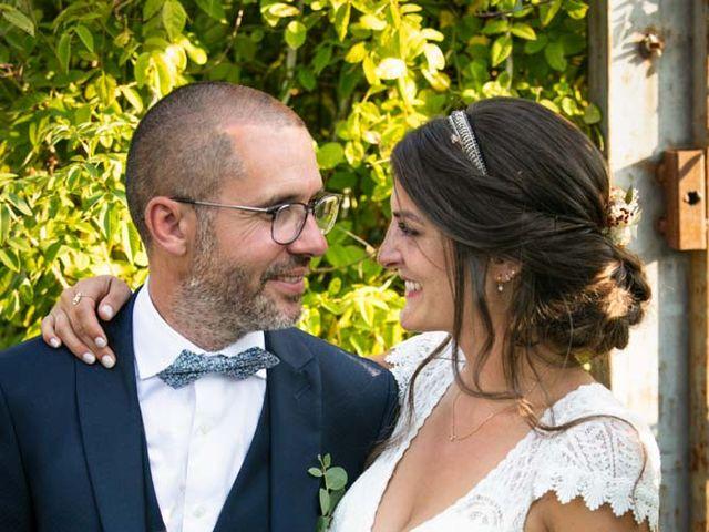 Le mariage de Vincent et Emeline à Volesvres, Saône et Loire 7